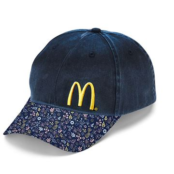 Picture of Arches Floral Cap