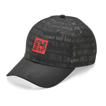 Picture of Red Block Big Mac Graphic Cap
