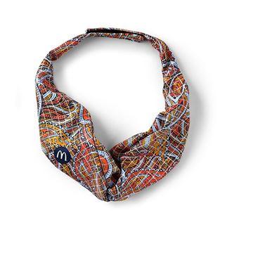 Picture of Ladies' Retro Floral Tie