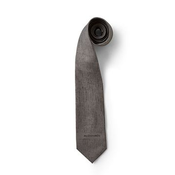Picture of Men's Grey Crosshatch Tie