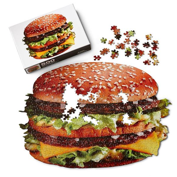 Picture of Big Mac Puzzle