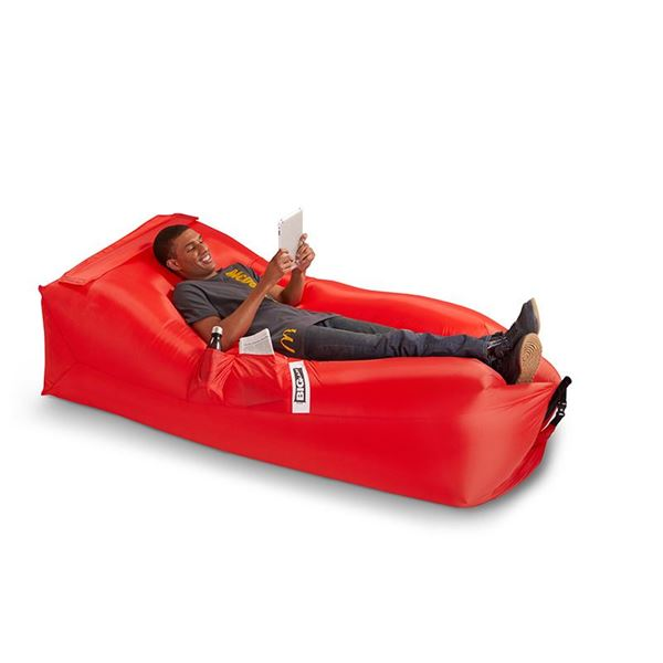 Picture of Red Big Lazy Lounger