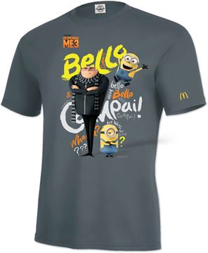 Picture of Grey Bello T-Shirt