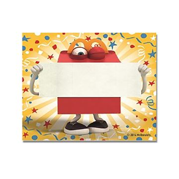 Picture of Happy Stickers - 50 per Roll