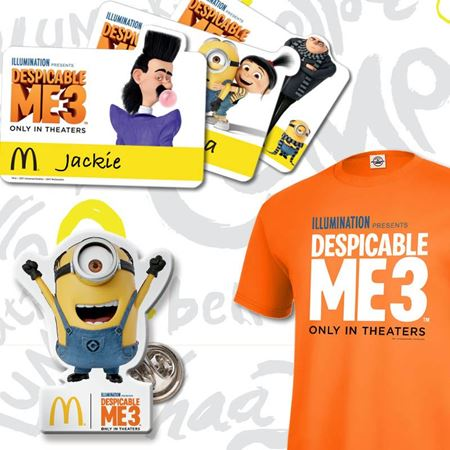 Picture for category Despicable Me 3