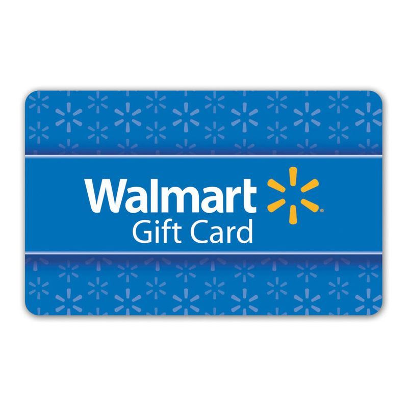 $10 Walmart Gift Card - Smilemakers