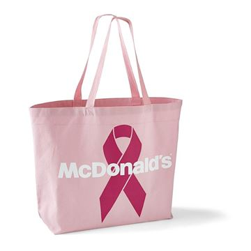 Picture of Go Pink Tote Bag