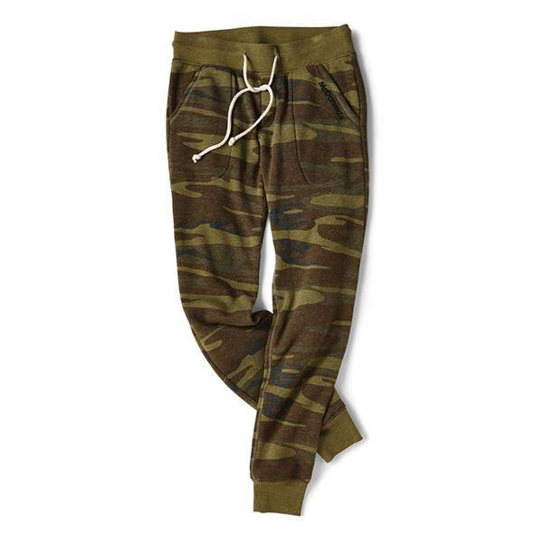 Picture of Ladies' EcoFleece Thermal Camo Sweatpants