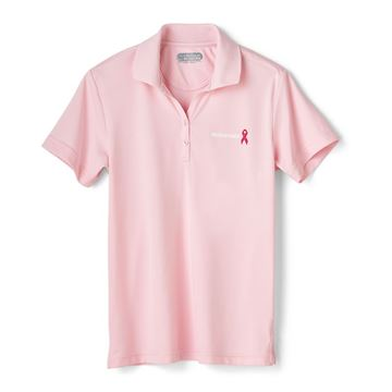 Picture of Ladies' Go Pink Polo