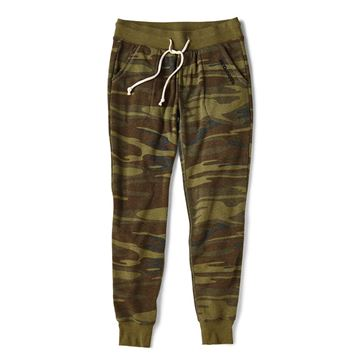 Picture of Men's EcoFleece Thermal Camo Sweatpants
