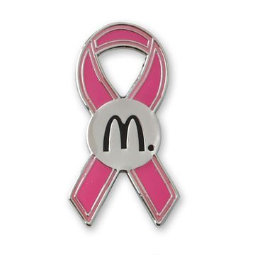 Picture of Go Pink Lapel Pin