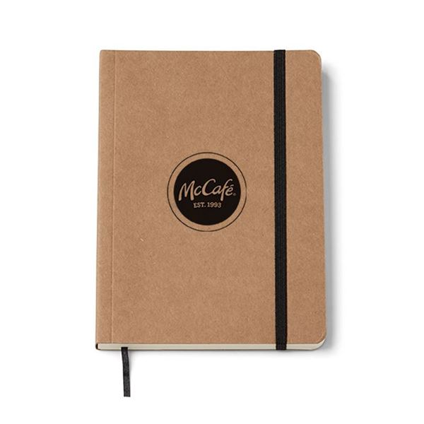 Picture of McCafe Natural Paperback Journal