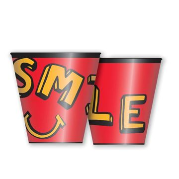 Picture of 16 oz Smile Tumbler