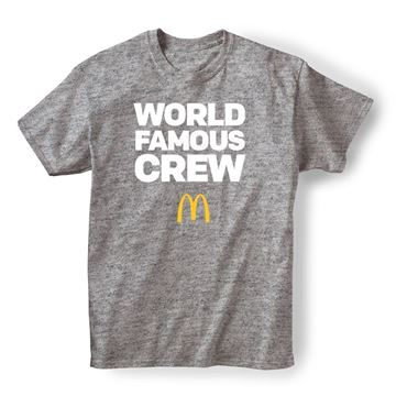 Picture of World Famous Crew T-Shirt