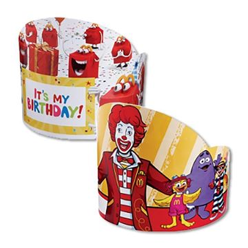 Picture of Birthday Party Children's Hat - 50 per Pack