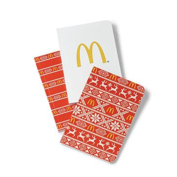 Picture of 3-Piece Holiday Notebook Set