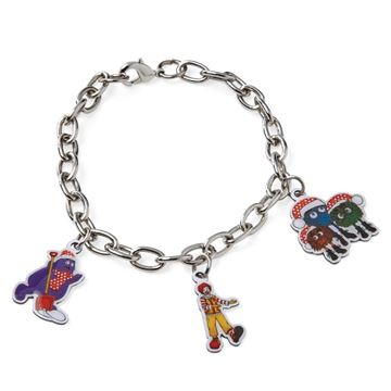 Picture of Character Charm Bracelet
