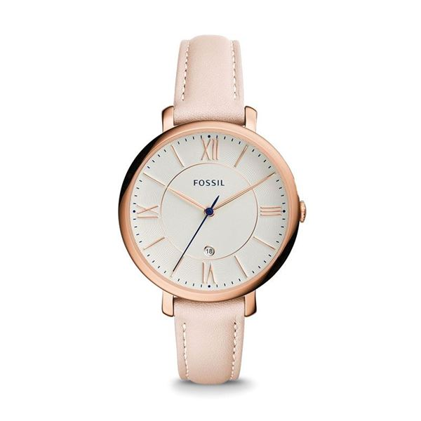 Picture of Ladies' Fossil Blush Leather Watch