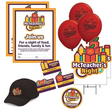 Picture of McTeacher's Night Kit