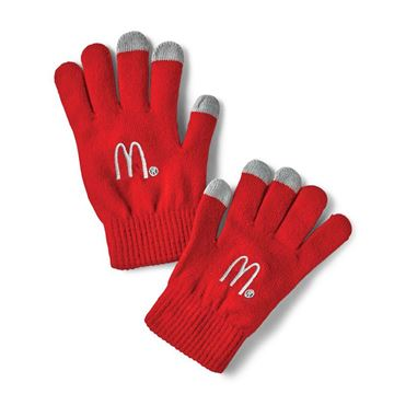 Picture of Holiday Knit Tech Gloves