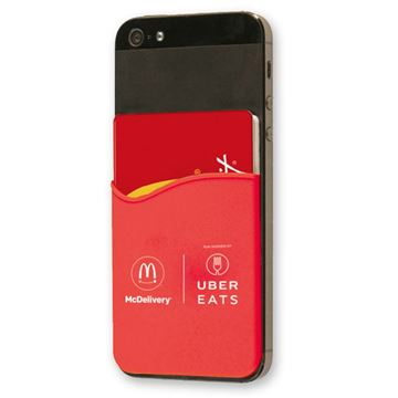 Picture of McDelivery Red Phone Wallet - 50 per Pack