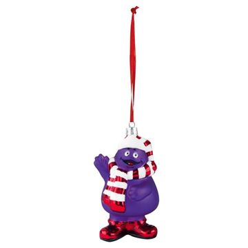 Picture of Grimace Blown Glass Ornament