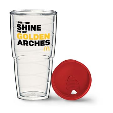 Picture of 24 oz Shine Tumbler with Lid