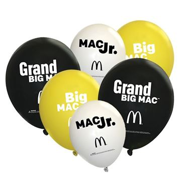 Picture of Big Mac Balloons - 24 per pack