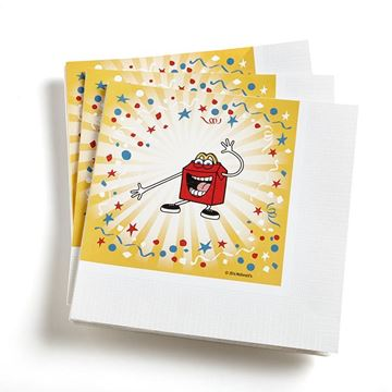 Picture of Happy Napkins - 450 per Pack