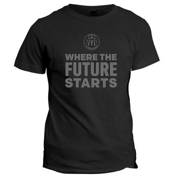 Picture of Where the Future Starts T-Shirt