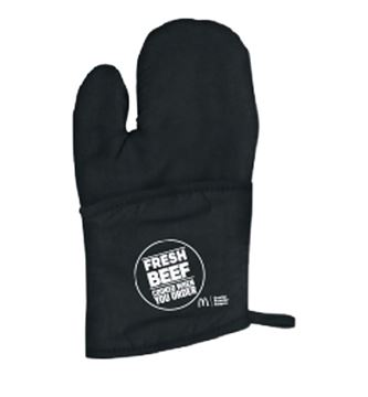 Picture of FRESH BEEF Oven Mitt