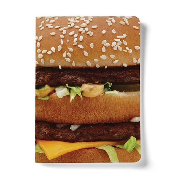 Picture of Big Mac Wrap Notebook