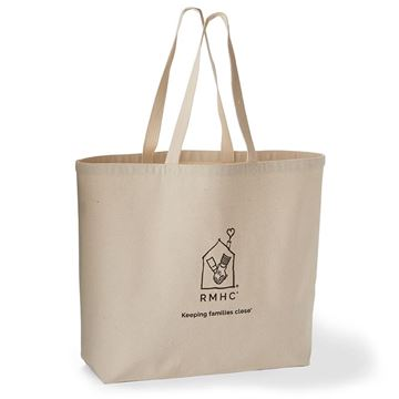 Picture of RMHC Canvas Tote