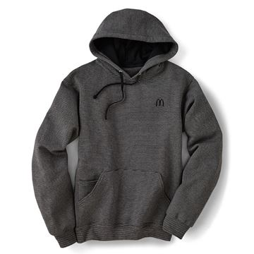 Picture of Grey McDonald's Hoodie