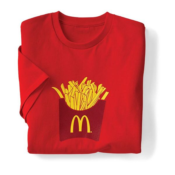 Picture of Tonal Fry Box T-Shirt
