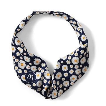 Picture of Ladies' Navy Daisy Tie