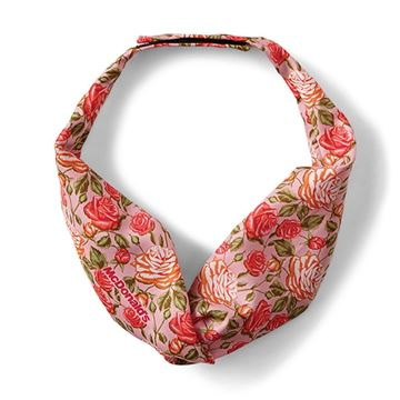 Picture of Ladies' Pink Floral Tie