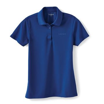 Picture of Ladies' Blue Event Polo