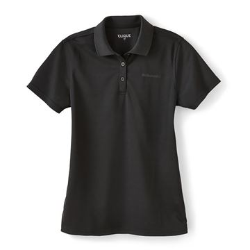 Picture of Ladies' Black Event Polo