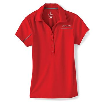Picture of Ladies' Asymmetrical Polo