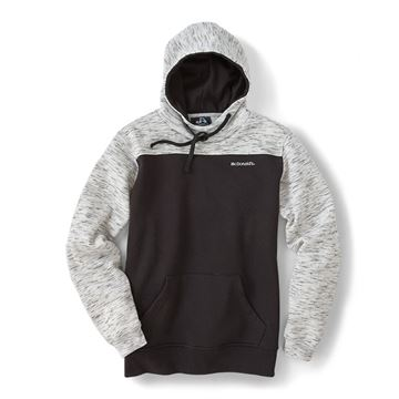 Picture of Men's Melange Fleece Hoodie