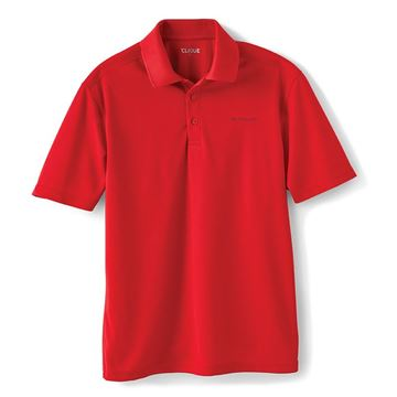 Picture of Men's Red Event Polo
