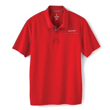 Picture of Men's Asymmetrical Polo