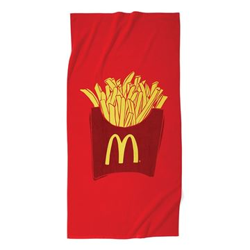 Picture of Fry Box Beach Towel