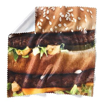 Picture of Big Mac Screen Cloth