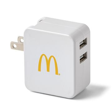 Picture of 2-Port USB Wall Charger