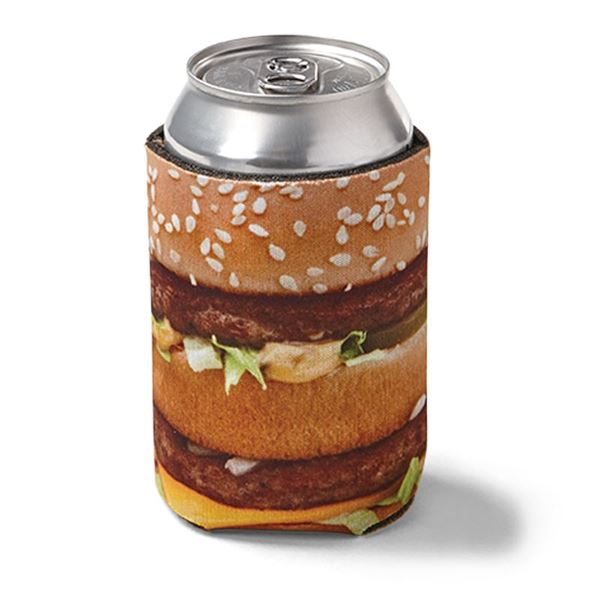 Picture of Big Mac Wrap Can Cooler