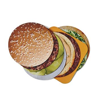 Picture of Big Mac Coaster Set