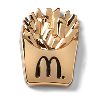 Picture of Fries Premium Lapel Pin