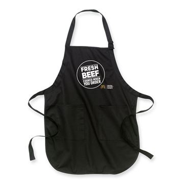 Picture of Fresh Beef Black Apron